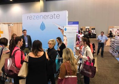 Rezenerate NanoFacial Booth