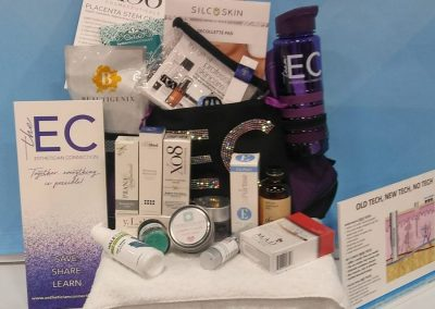The Esthetician Connection Big Bag Of Swag!