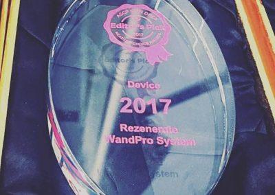 Rezenerate WandPro System - ASCP Winner 2017 Award